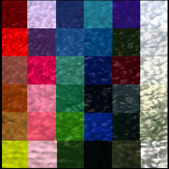 цвета под заказ