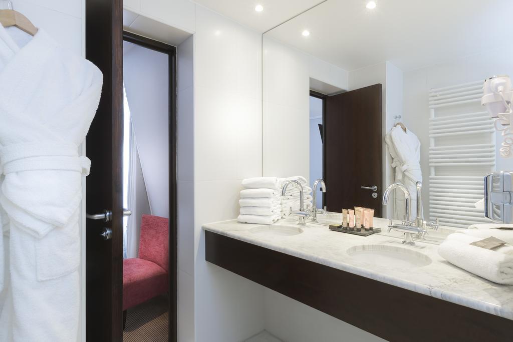 оснащение ванных комнат